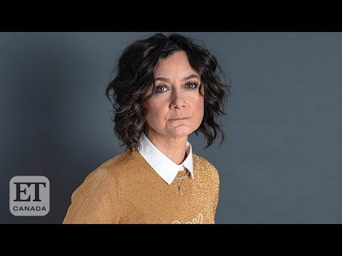 Sara Gilbert Talks 'The Conners' And Leaving 'The Talk'