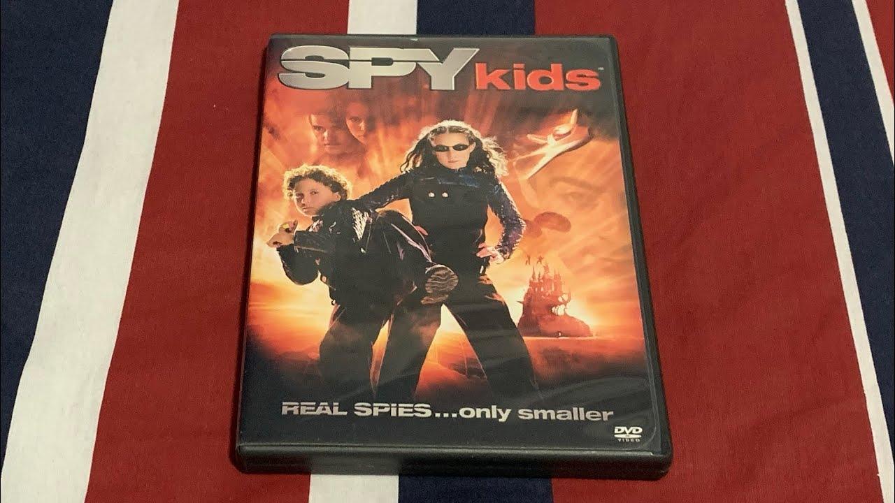 Download Opening To Spy Kids 2001 DVD