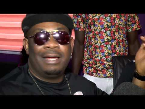 Don Jazzy & Stonebwoy interview at Star FM studio