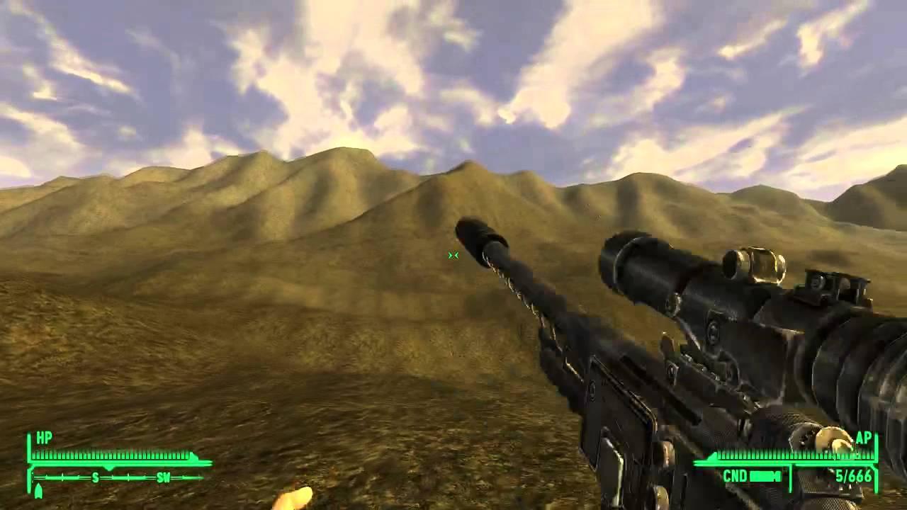 Fallout New Vegas: Unplayable Area Glitch