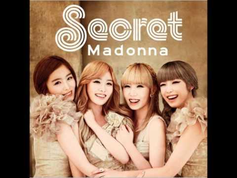Free download lagu Secret - Madonna Jap Ver Inst. (Madonna Japanese Version Single) online