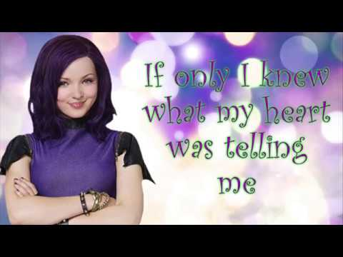 If Only lyrics ~ Dove Cameron