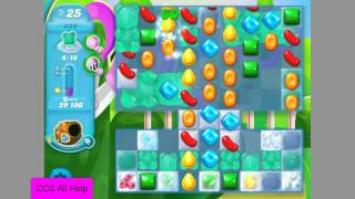 Candy Crush Soda Saga Level 438 No Boosters