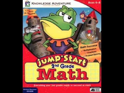 Time Seconds Minutes Hours Too Jumpstart 2nd Grade Math 1997