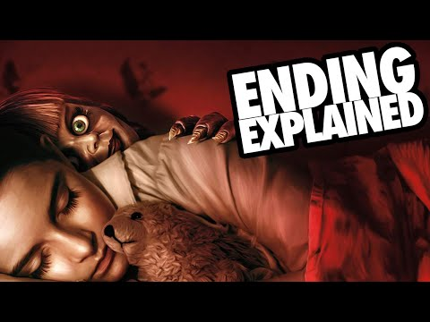 ANNABELLE COMES HOME (2019) Ending + New Spirits Explained