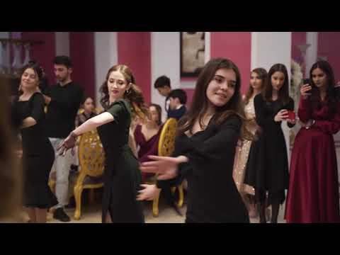 Аджарский танец ACHARULI Georgian Dance (GANDAGANA)