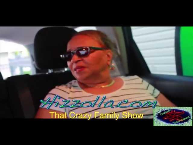 NEW That Crazy Family Show ( Hidden Camera Freaky Grandma ) Skit Directed By Spark Deniero