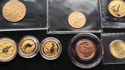 1 10 Ounce Gold Coin