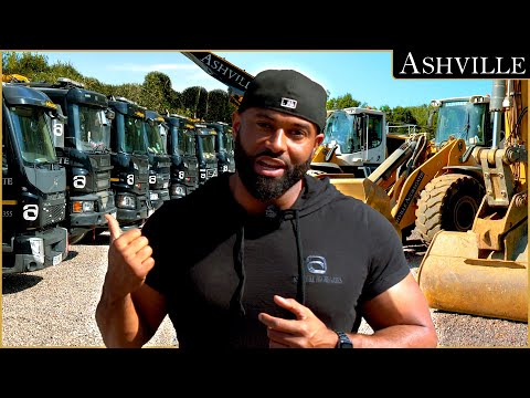 How I Grew From 1 Lorry to a Fleet of Over 35 Vehicles & Machines in 7 Years
