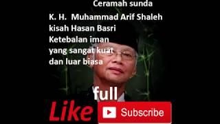 "Lalampahan si Toleng - Kisah Hasan Basri "" FULL "" Ceramah Sunda Mp3"