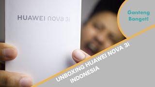 Unboxing Huawei Nova 3i - Indonesia