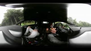 Lamborghini Huracan 360 camera VR ready