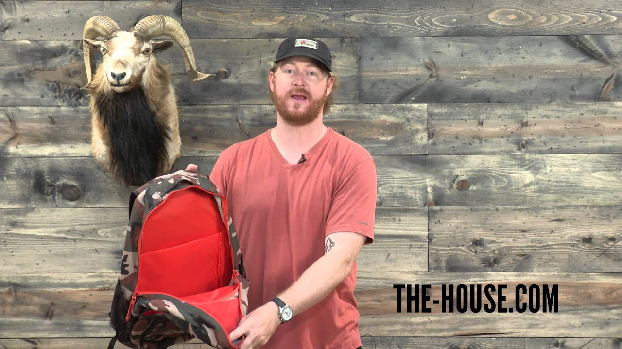 2015 Dakine Campus 33L Backpack - Review - The-House.com - YouTube