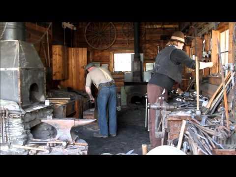 Barkerville (blacksmith)