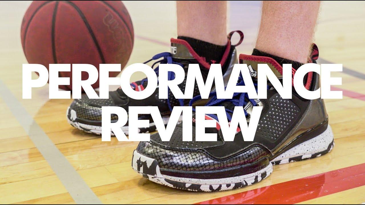 the latest 16ba0 2797b adidas D Lillard 1 Performance Review