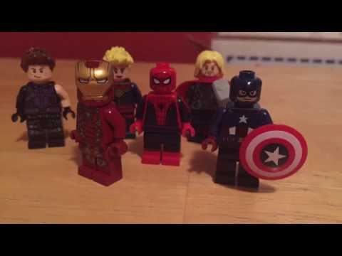 Lego Avengers Ashes Of War Trailer