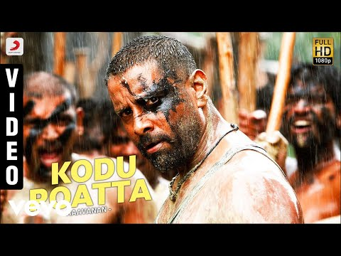 Kodu Potta Song Lyrics From Raavanan