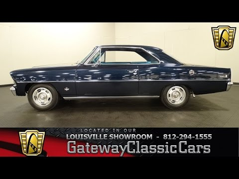 1967 Chevrolet Nova II - Louisville Showroom - Stock # 1524