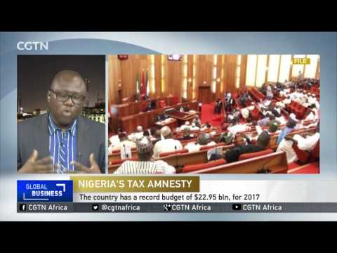 Nigeria expects to raise over $1 billion in tax amnesty program
