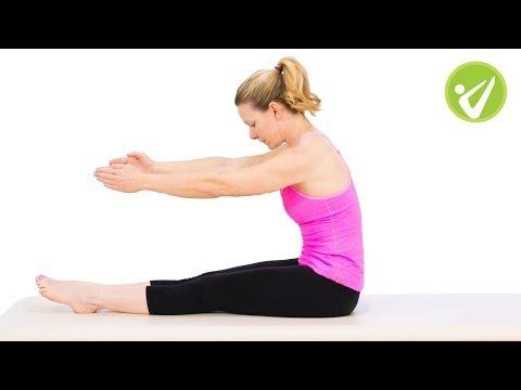 Roll Up Pilates Exercise Kristi Cooper