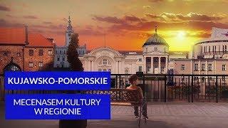 Kujawsko-Pomorskie mecenasem kultury w regionie