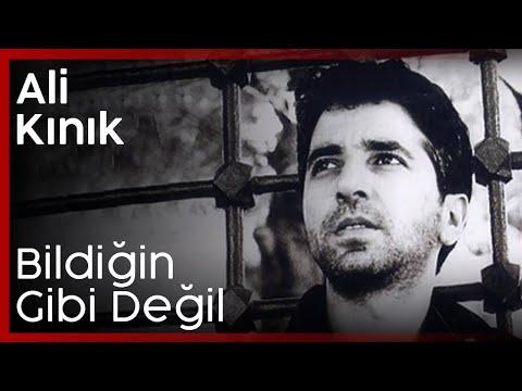 Ali Kınık - Bildiğin Gibi Değil (Official Audio)