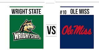 2019 College Baseball Wright State vs #10 Ole Miss Full Game Highlights