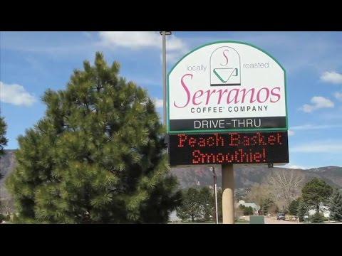 Serranos Coffee Company in Monument, CO