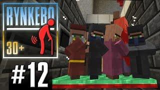 Dansk Minecraft - Rynkebo Sæson 2 #12 - Vi koger villagers og laver træ farm (HD)