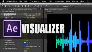 How to Create Music Visualizers in After Effects