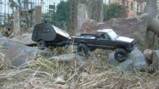 Gambar cover Truck And Trailer 1/20