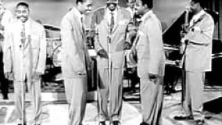 """Here are The Clovers in 1953 doing a great R&B hit """"Good Lovin'"""" on..."""