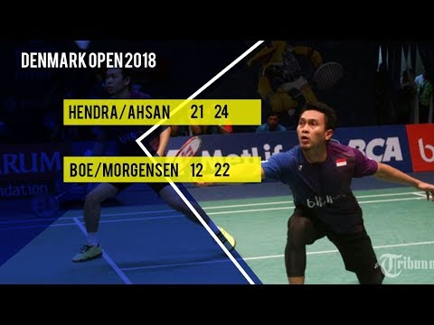 Hendra & Ahsan Berhasil Kalahkan Wakil Tuan Rumah Mathias Boe dan Cartens Morgensen Mp3