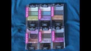 Closed *Contest to Win Wet 'n Wild new 2011 trios eyeshadows Thumbnail
