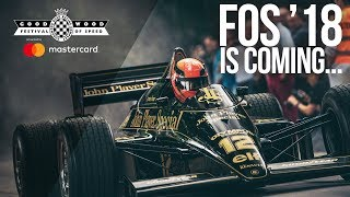 Goodwood Festival of Speed 2018 Official Trailer thumbnail