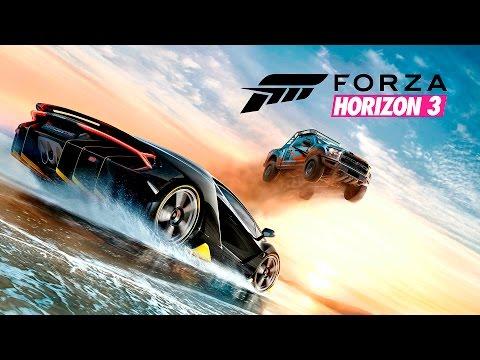 Forza Horizon 3 [Gameplay]