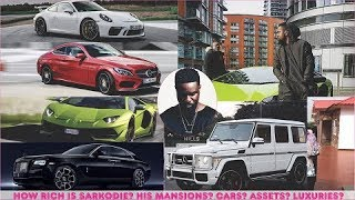 How Rich is Sarkodie in 2019  All His Mansions Cars Companies Luxuries amp Assets