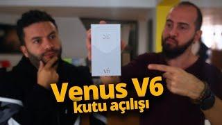 Vestel Venus V6 kutusundan çıkıyor! - Uygun fiyatlı yerli telefon!
