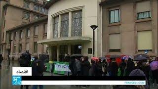 فرنسا: إضراب طلابي واحتجاجات ضد مشروع قانون العمل الجديد