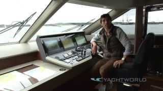 Princess 88 Motoryacht: First Look
