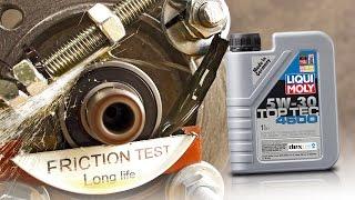 Liqui Moly Top Tec 4600 5W30 Jak skutecznie olej chroni silnik?