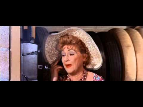 Ethel Merman Makes a Phonecall