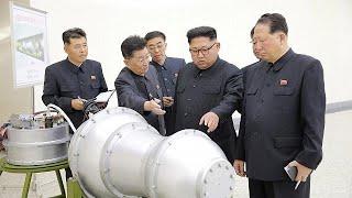 КНДР заявила о разработке водородной бомбы