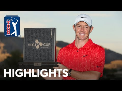 Highlights | Round 4 | THE CJ CUP | 2021