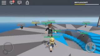 A HURRICANE DESTROYED MY HOUSE! (Natural Disaster Survival)-ROBLOX-