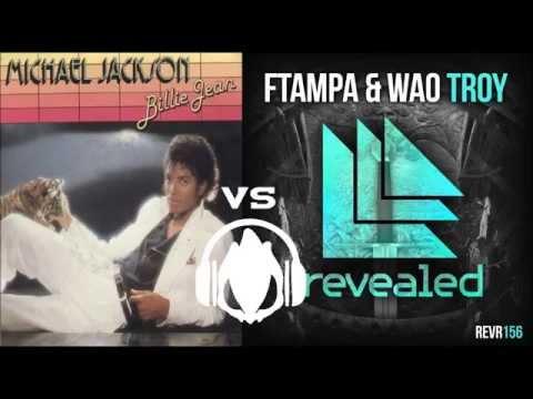 FTampa & WAO X Michael Jackson - Troy Billie Jean (Almoxpoints Mashup)