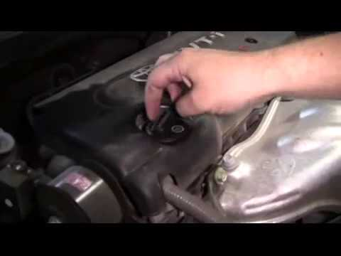 How To Change The Oil And Reset Light On A 2007 Toyota Camry