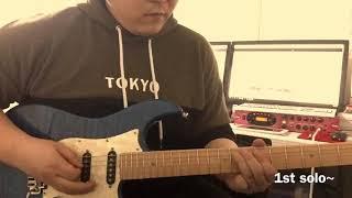 말하자면 - 김성재 - k-pop city pop funk guitar cover 아이돌 기타 커버 듀스 deux
