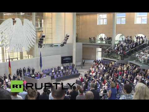 LIVE: German parliament to vote on Greek bailout