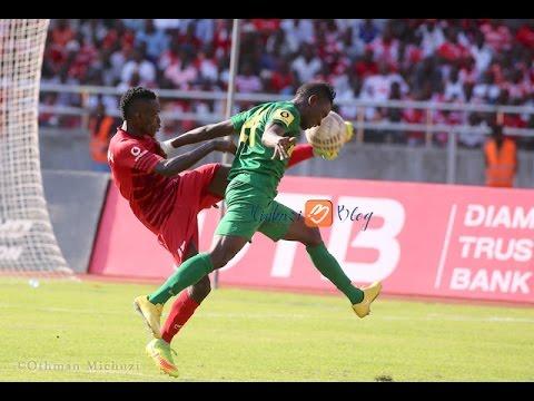 Ligi Kuu Ya Tanzania/ Yanga Sport Club1  VS Simba Sport Club 1(Big Match)